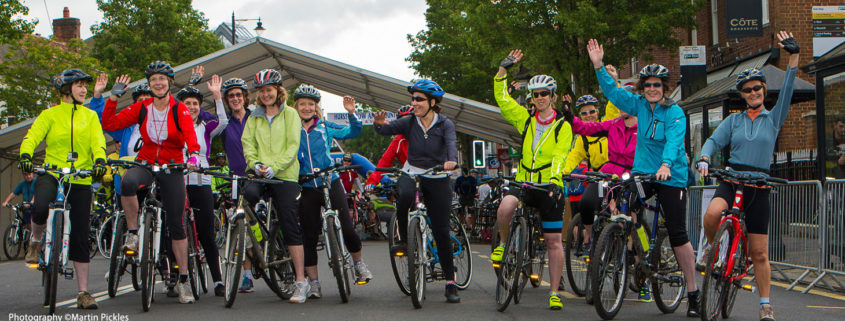 Wokingham Bikeathon New Website
